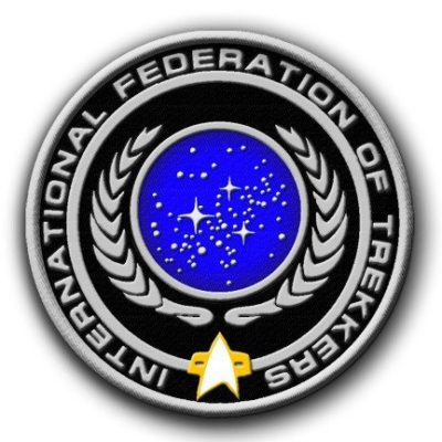 LIMITED EDITION Federation Refit Patch